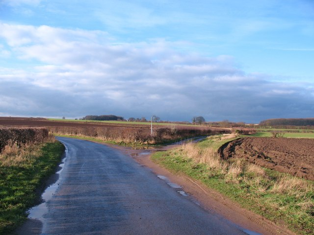 Spofforth Lane, Little Ribston