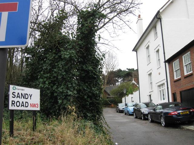 Sandy Road, North End