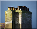 J5082 : Chimney stack, Bangor by Rossographer
