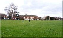 TQ0866 : Bishop Duppas Recreation Ground by Mike Smith