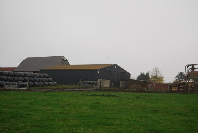 Barn, Buckwell Farm