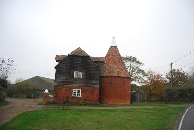 Buckwell Farm Oast