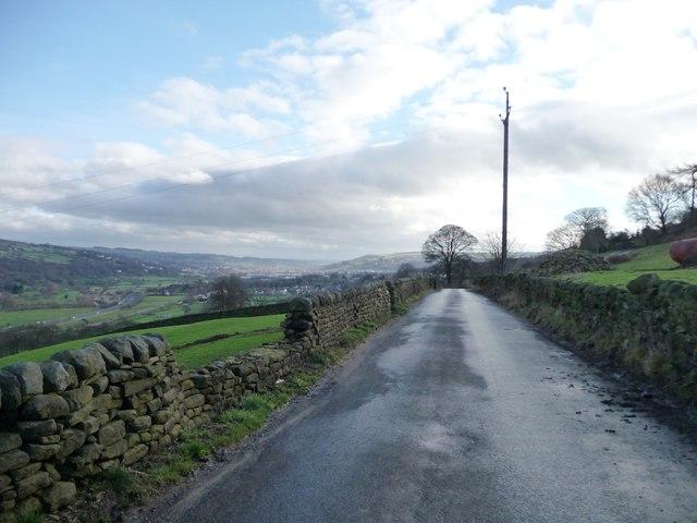 Hollins Bank Lane