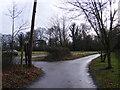 TM2751 : Foxborough Farm Lane by Adrian Cable