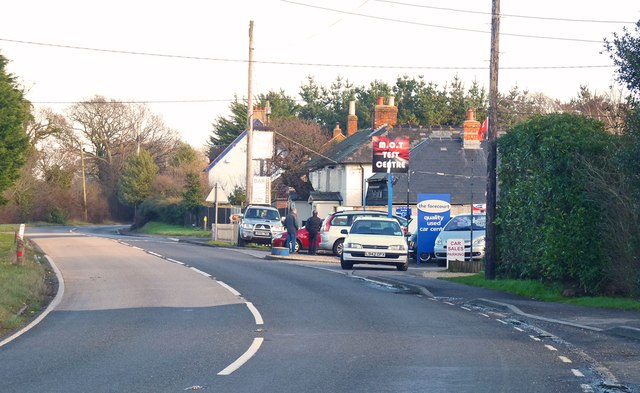 Downton Village