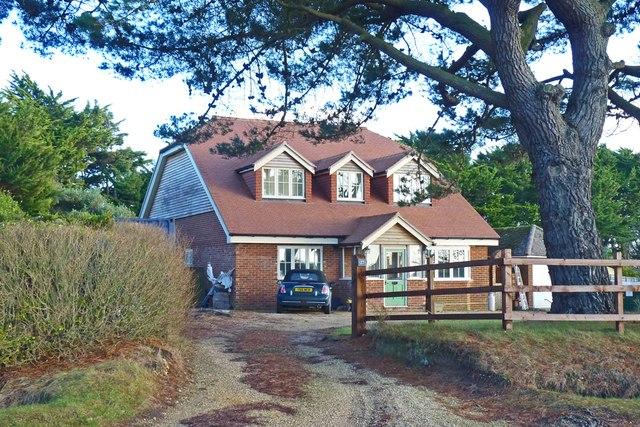 House on Downton Lane