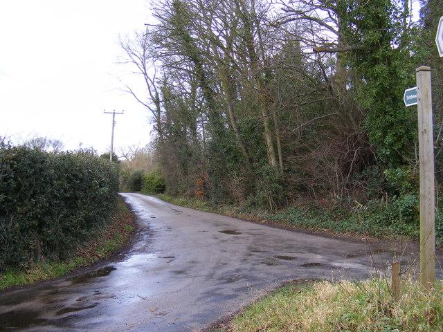 Foxborough Farm Lane & Bridleway