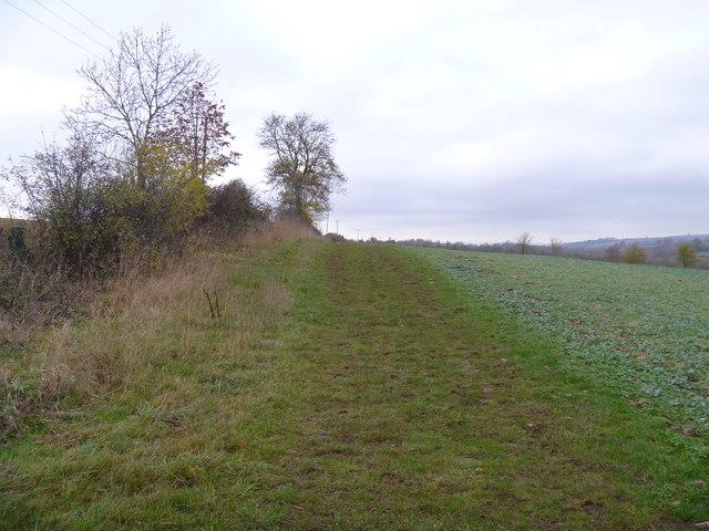 Bridleway junction [1]