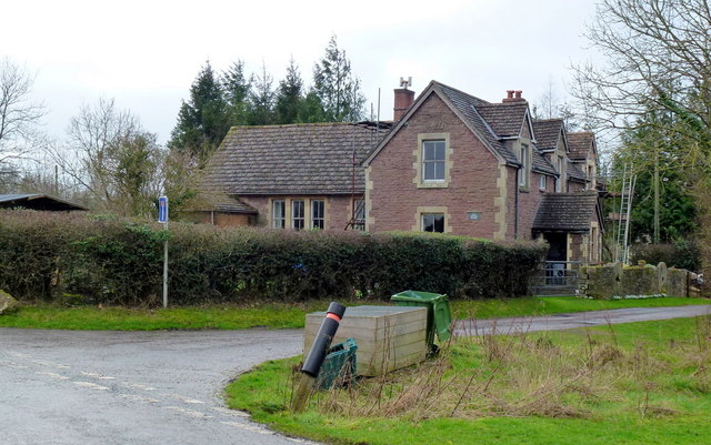 Walterstone Old School House
