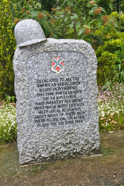 D Day Memorial Ivybridge