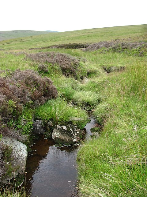 Allt an Dùin headwater
