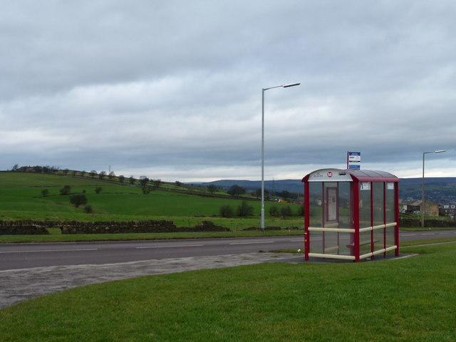 Stony Lane bus stop