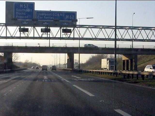 Choose your motorway now