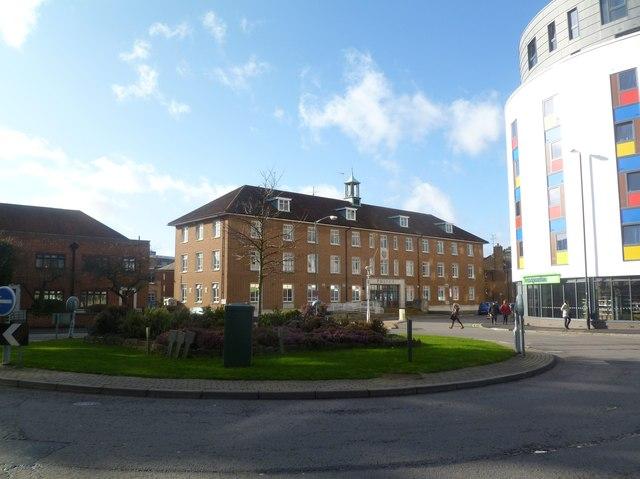 Bournemouth Police Station