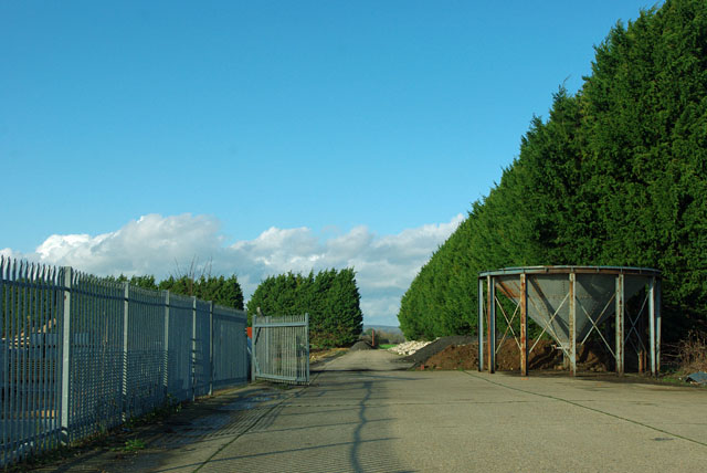 Ford Airfield Industrial Estate