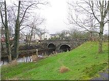 H5467 : Cloghfin River, Beragh by Kenneth  Allen