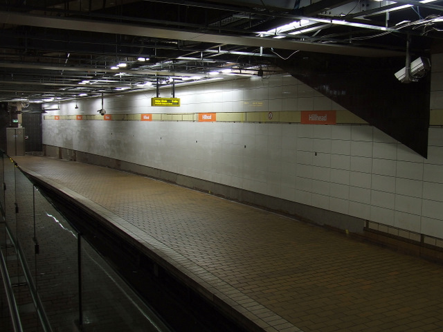 Hillhead subway station