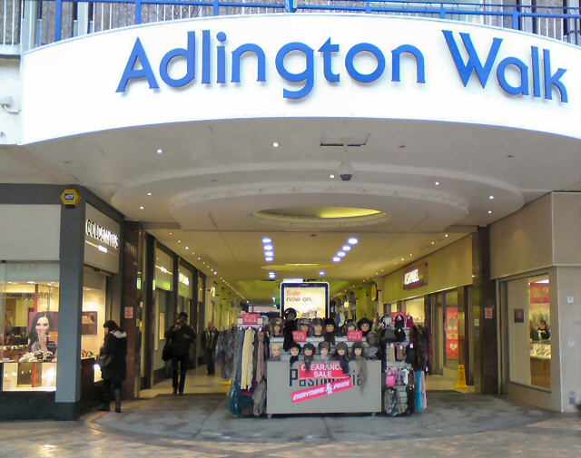 Adlington Walk
