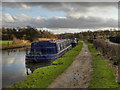SD5919 : Leeds and Liverpool Canal, Botany Bay by David Dixon