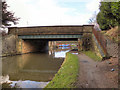 SD5918 : Leeds and Liverpool Canal, Bridge 78A by David Dixon