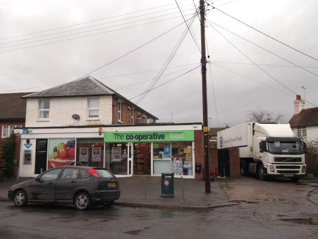 East Peckham Co-operative Store