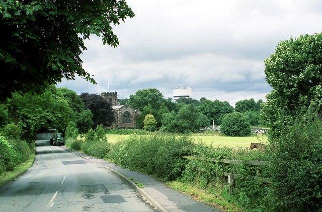 Daresbury Lane