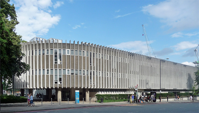 Swiss Cottage Library, Avenue Road