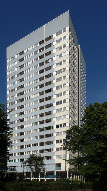 Abbey Estate, Abbey Road