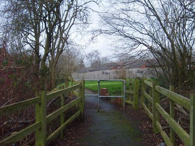 Fenced Passage
