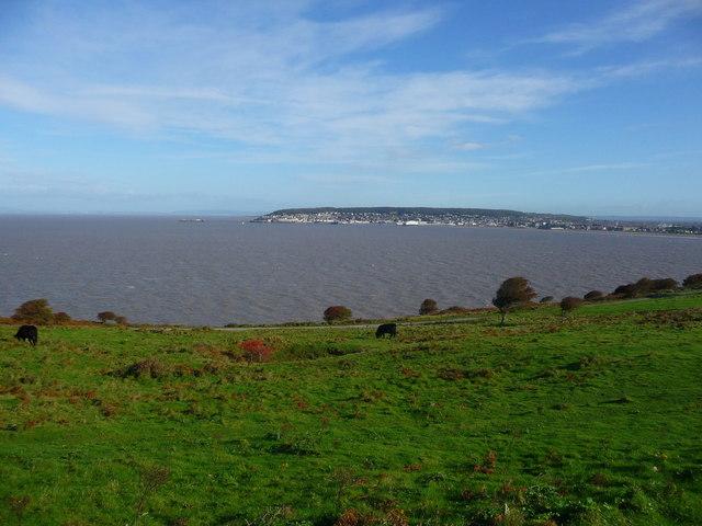 Brean Down - Weston Bay