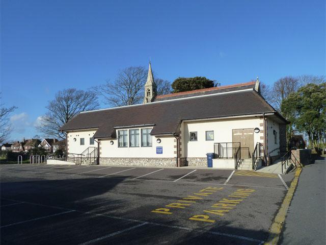 St Nicholas's church hall