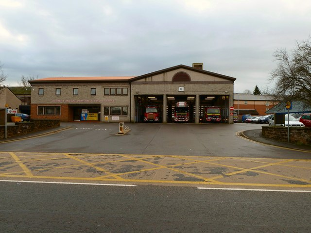 Dumfries and Galloway Fire and Rescue Service