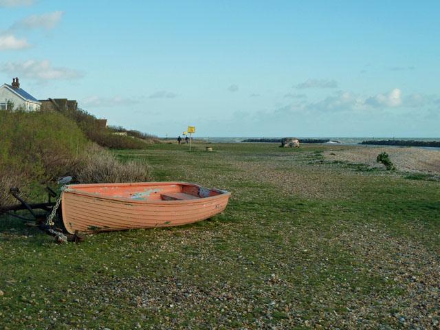 Sea front, Elmer