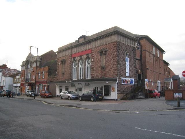 Former cinemas, Spencer Street