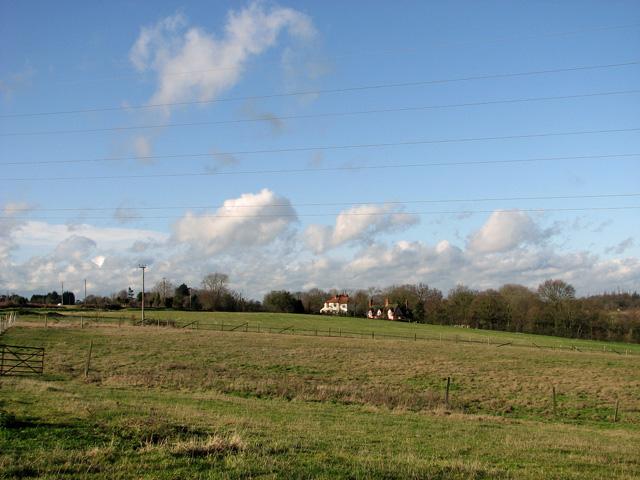 Fields at Cherryground, Hintlesham