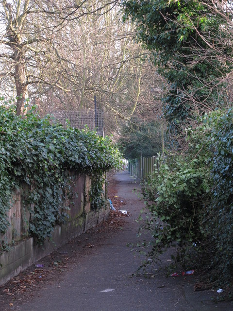 Church Walk, NW4