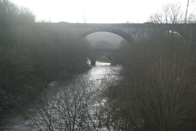Bridges over the Irwell