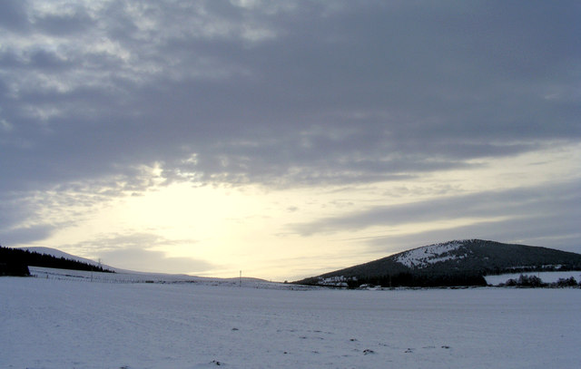 A Winter Day at Tormore