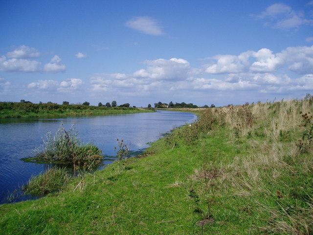 New Bedford River, Sutton Gault, Cambridgeshire