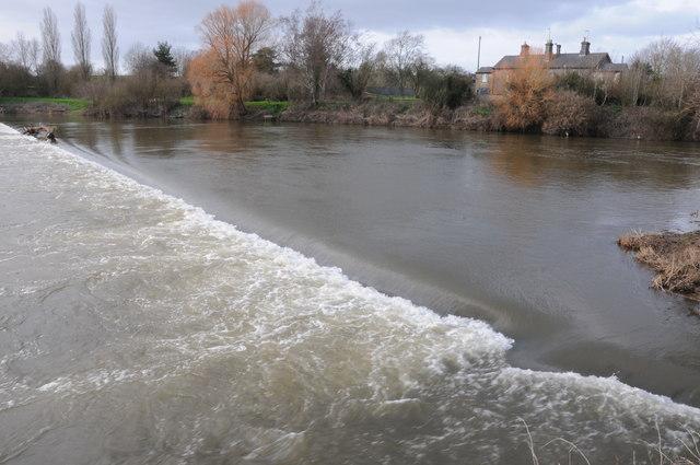Upper Lode Weir