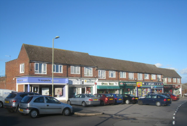 Buckland Avenue shops
