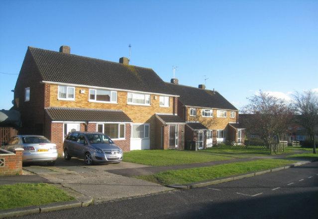 Semis in Mansfield Road