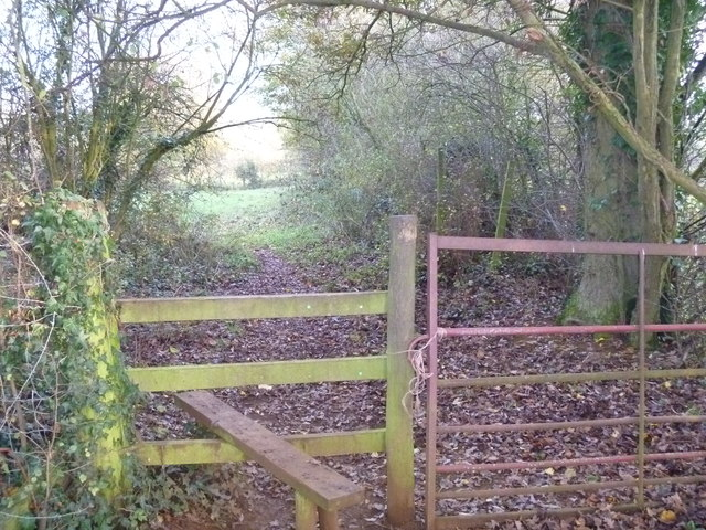 Footpath to Swalcliffe