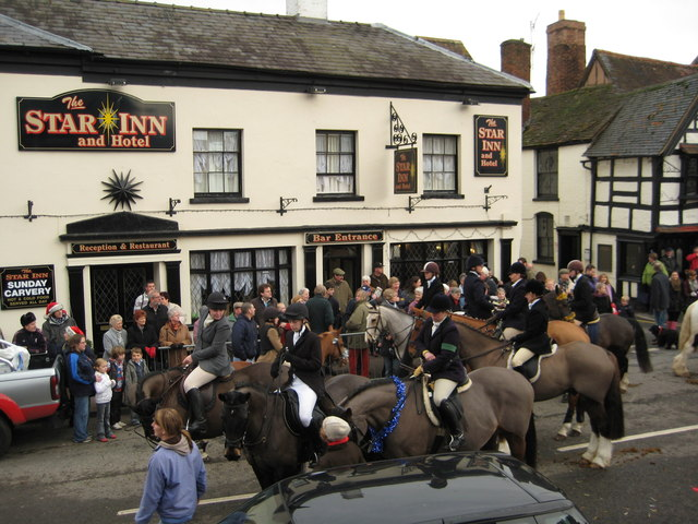 Croome and West Warwickshire Hunt