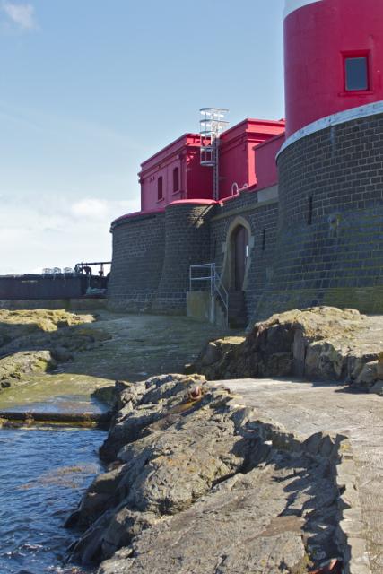 Longstone Lighthouse Landing