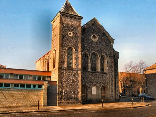 Eastgate Baptist Church, Lewes