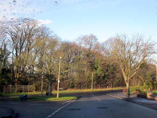 Greswold Road Joining Grange Road Solihull