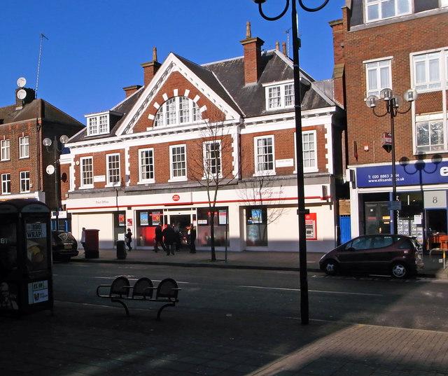 Harrow Post Office