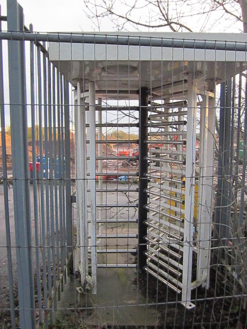 No Rover Workers Will Ever Pass Through This Turnstile Again