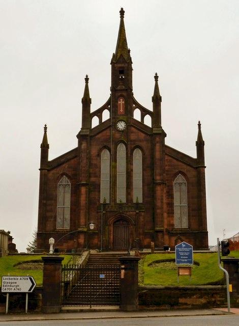 St Mary's-Greyfriars' Parish Church, Dumfries